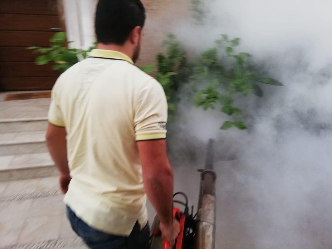 رش مبيدات بجدة